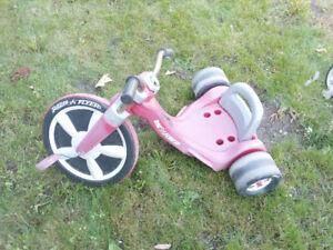 ► Radio Flyer Big wheel