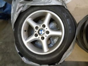 BMW rims - tires on rims 15 inch for sale RUSH! Will not last