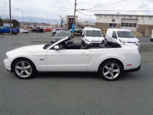 2012 Ford Mustang GT Convertible Premium