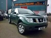 NISSAN NAVARA 2.5 DOUBLE CAB DIESEL PICK UP FULLY SERVICED VERY CLEAN NICE TRUCK