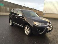 2007 Mitsubishi Outlander Warrior 4x4 7 Seater!! Great Car