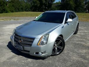 2010 Cadillac CTS Wagon - Performance Package