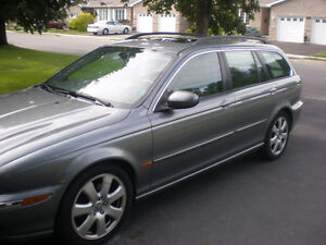 2005 Jaguar X-TYPE wagon Wagon