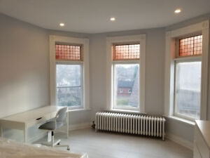 Brand New Executive Room for lease in Downtown Brampton