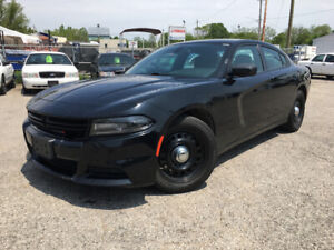 2016 DODGE CHARGER HEMI PURSUIT AWD ***CERTIFIED***