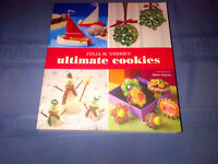Recipes Book --- '' Ultimate Cookies ''.