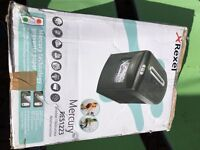 Paper shredder new in box and never used
