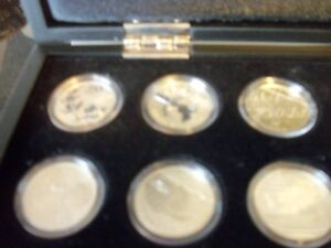 20 FOR 20 SILVER COIN SET Kitchener / Waterloo Kitchener Area image 8