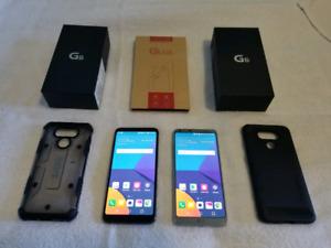 LG G6 Smart Phone Telus/Koodo
