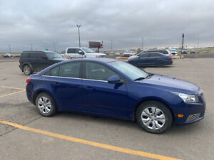 2012 Cruze command start blue tooth 199km