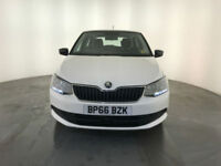 2016 66 SKODA FABIA COLOUR EDITION TSI SKODA SERVICE HISTORY FINANCE PX WELCOME