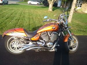 Victory Hammer Motorcycle for Sale