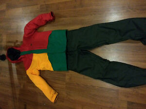 Snowboard pants / jacket