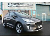 Ford Fiesta 1.0T EcoBoost Active 1Petrol Manual (100 ps)