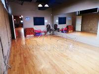 EVENT SPACE, EVENT VENUE, DANCE STUDIOS, CONFRENCE & EVENT ROOM