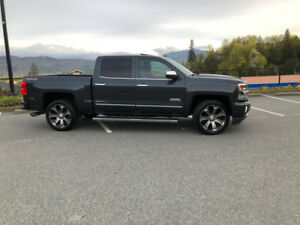 2017 Chevrolet Silverado LTZ High Country Edition