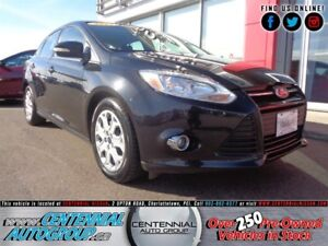 Ford Focus SE   FWD   Heated Seats   A/C 2012