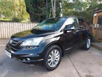 2010 HONDA CR-V 2.2i-DTEC EX (TOP SPEC) IN BLACK