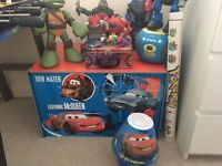 Lightening McQueen bedroom stuff !!!