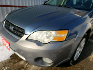 2006 Subaru Outback Special Edition 2.5l Automatic AWD