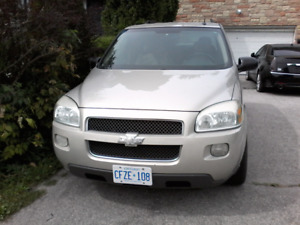 2009 Chevrolet Uplander 3.8L No Rust. Comes with saftey and Etes