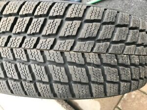 Great Condition Winter tires  on Honda Rims with sensors