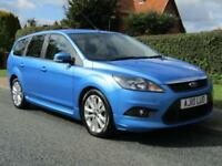 2010 Ford Focus 2.0 TDCi ZETEC S 5DR TURBO DIESEL ESTATE * 55,000 MILES * FUL...