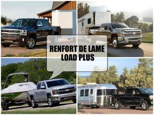 renfort de lame pour camion pickup FORD GMC TOYATA