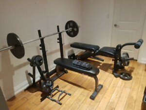 GYM FOR SELL IN GREAT CONDITION