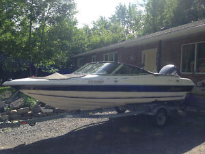 2005 Cutter Bowrider with 1998 115 Yamaha outboard