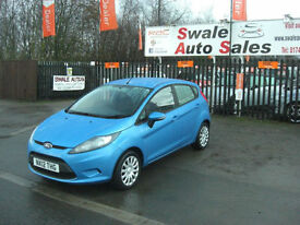2012 FORD FIESTA EDGE 1.2L ONLY 25,004 MILES,FULL *FORD* SERVICE HISTORY,1 OWNER