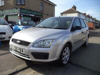 2005 FORD FOCUS 1.6 LX AUTO, FULL SERVICE HISTORY, M.O.T TILL SEPTEMBER 2018