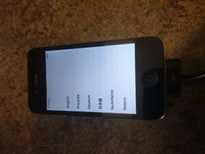 IPhone 4, $80 or best offer.