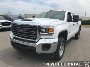 2018 GMC Sierra 2500HD Base  - Infotainment - $435.35 B/W