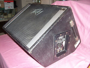 PEAVEY STAGE TWO WAY MONITOR