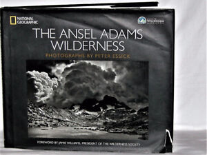 The Ansel Adams Wilderness photographs by Peter Essick