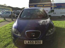 2006 SEAT ALTEA 1.6 REFERENCE SPORT BLUE