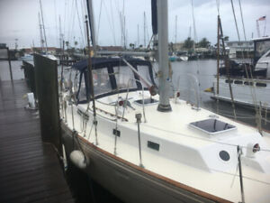 Whityby42 Sailboat