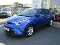2018 Toyota CHR ICON Hatchback PETROL/ELECTRIC Manual