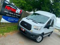2015 Ford Transit 2.2 TDCi 125ps H3 Van Crew Van Diesel Manual