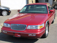 1996 Mercury G.Marquis LS » 52,273 KM seulement !! »»WOW !!