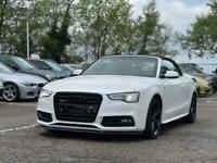 2012 Audi A5 1.8 TFSI S LINE S/S 2d 170 BHP Convertible Petrol Manual