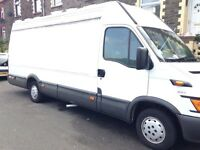 Iveco daily Lwb 2001 2.8 mx van, not Mercedes sprinter, vw crafter, transit, Renault master