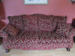 Moving Sale. Sofa, Lamps, T.V Table, Mitre Saw etc..