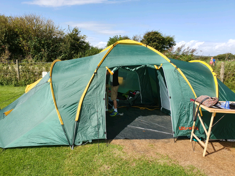 Awe Inspiring 3 Bedroom Tent In Caerphilly Gumtree Download Free Architecture Designs Rallybritishbridgeorg