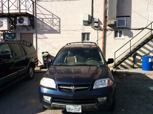 2003 Acura MDX SUV 7 Passenger call 647-719-9344 negotiable