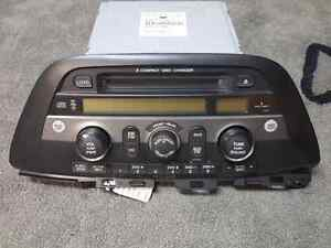 Honda odyssey Audio & video Equipment