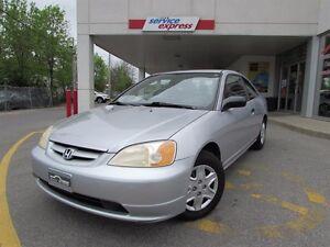 Honda Civic Cpe 2dr Cpe DX Auto 2003