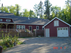 Manitoba cottage country Lake House perfect for a B&B Resort