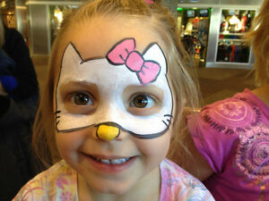 Summer Special - Face painting,Balloon Twisting,Caricatures more